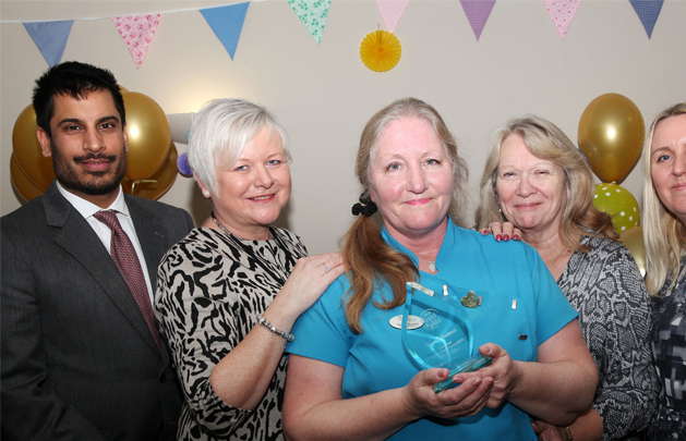 Spinney care home awards